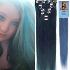 Clip in Hair Extensions 100% Real Remy Brazilian Human Hair 7pieces/Set 16 Clips