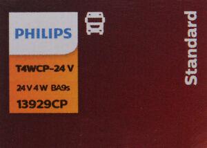 Lamp Assy Sidemarker Philips 13929CP