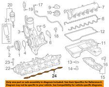 MERCEDES OEM 06-13 S65 AMG-Engine Intake Manifold Gasket 2750980480