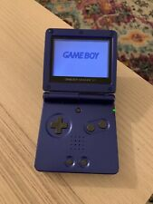 Nintendo Game Boy Advance SP inkl. Tasche