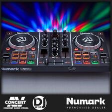 Numark Party Mix DJ Control System w/ Built-In Light Show - Partymix, Party-mix