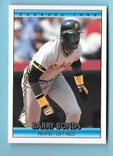 1992 Donruss Preview Barry Bonds Pirates #2