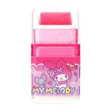 Sanrio My Melody Eraser With Roller Cleaner (PVC Free) Registered Shipping