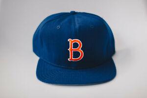 Binghamton Mets MiLB Brand New New Era Vintage 100% WOOL Snap-back NWOT