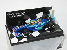 1/43 Red Bull Sauber Petronas C17   Season 1998  J.Herbert