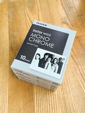 Fujifilm Instax Monochrome Film (20 Shots) for 210 300 500af LOMO