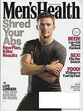 MEN'S HEALTH MAGAZINE JUNE 2017 SCOTT EASTWOOD NEW UNREAD DAY U PAY IT SHIPS FRE