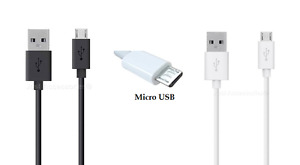 For Samsung Galaxy A7 2018 Micro USB Charger Charging Cable Power Lead A750