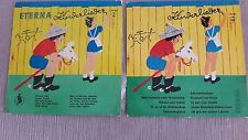 2 ETERNA MANFRED ROOST & KLEINER KINDERCHOR...Kinderlieder / DDR 1968