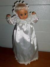 "Playmate ~ Vintage 1986 Vinyl Cloth 10"" Original Baby Doll"