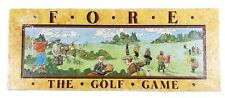 Vintage FORE The Golf Game by Oneliner Ltd (Made in England) - Complete