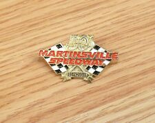 50th Anniversary Martinsville Speedway Collectible Speedway Race Car Pin / Lapel