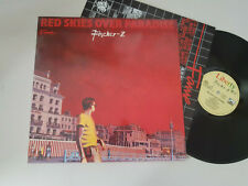 LP Pop Fischer-Z - Red Skies Over Paradise (12 Song) EMI REC / FAME WoL