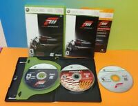 Forza 2 + 3 Motorsport Racing - Microsoft XBOX 360 Game Lot Works Tested