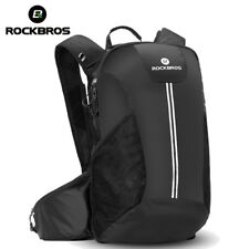 ROCKBROS Backpack Water Bag High Capacity Cycling Hiking Hydration Packs Black