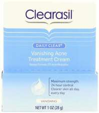 Clearasil Stayclear Vanishing Acne Treatment Cream 1 oz
