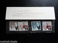 The golden wedding anniversary Westminster Abbey Stamps Royal mint Smoke Smell