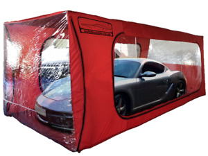 Drive in Framed Auto Bubble, Car Capsule, for Car Storage