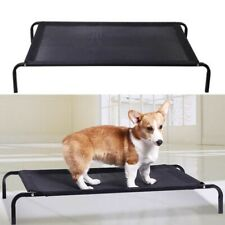 Elevated Waterproof Cool Pet Cot Travel Camping Bed for Dog&Cat In/outdoor S/M/L