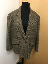 Etam Vintage Tweed Blazer, Size 20, Wool Blend