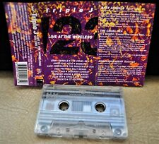 TRIPLE J   - LIVE AT THE WIRELESS - VOLUME 2 -                   Cassette Tape