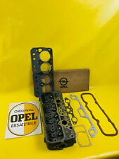 NEU + ORIGINAL OPEL Kadett B Rallye + GT 1,1 SR || Zylinderkopf + Set Dichtungen