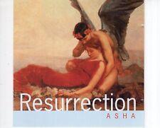 CD ASHA (Denis Quinn)resurrectionNEAR MINT  (R1160)