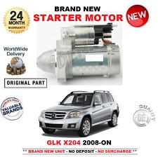 Para Mercedes Benz Clase GLK X204 Motor de Arranque 2008- > 200 220 250 Cdi