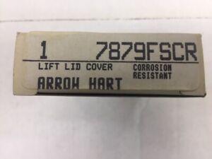 Arrow Hart Corrosion Resistant Receptacle Cover 7879FSCR