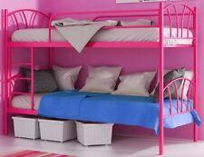 Markenlose Kinder-Bettgestelle ohne Matratze in Rosa