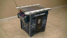 Brand new  Dallas Cowboys arcade cocktail table!
