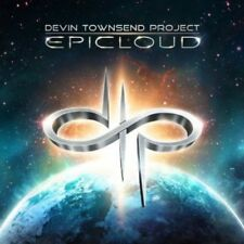 Epicloud - Devin Townsend Project CD Inside Out Music
