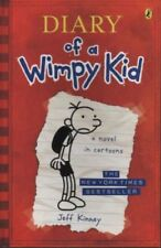Jeff Kinney Large Print Children & Young Adults Books