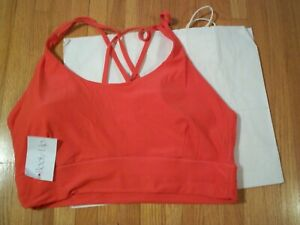 NWT Body Up Women's Coral  Crop Top, XXL