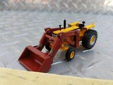 1/64 ERTL custom detail agco mm minneapolis Moline g900 tractor loader spec cast