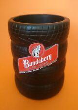 Bundy Rum Bundaberg Rum Red Racing Stubby Holder Tyres New