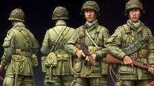 Alpine Miniatures 1/35th US Airborne Trooper and NCO WWII, NIP, kit 35252