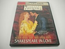 Shakespeare In Love Dvd (Gently Preowned)