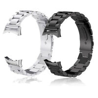Stainless Steel Watch Band Wrist Strap Bracelet For Samsung Gear Fit 2