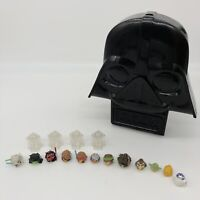12 Angry Birds Star Wars Telepods with Darth Vader Case, Jedi Vs Sith, Anakin x3