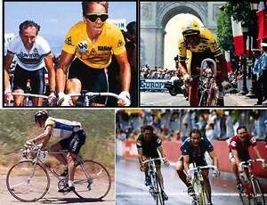 I Love the 80's Cycling DVD - Greg Lemond Tour de France - SLAYING THE BADGER