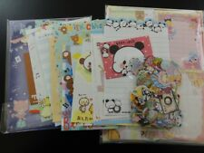 346 pc Designer Stationery Note Paper Gift Big Lot Surprise Her Daughter Girl