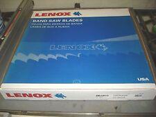 "BAND SAW BLADE LENOX CLASSIC WELDED BIMETAL 13' 2"" LONG 1'' WIDTH 0.035"" THICK"