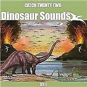 CATCH TWENTY TWO -Dinosaur Sounds- 13 track CD Victory Records
