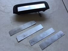 VB VC VH VK VL HOLDEN COMMODORE CALAIS FORMULA ETC DOOR HANDLE INSERT KIT X 4