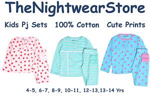 ⭐Kids Pyjama set Cotton Pjs for kids Kids sleepwear Kids Nightwear 4-5 to 13-14⭐