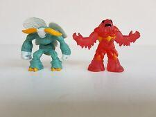 Set of 2 Plastic&Rubber Toys, Giochi Preziosi