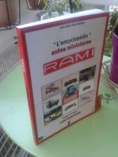 Encyclopédie des autos miniatures RAMI JMK 1/43°