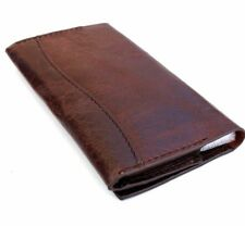 Genuine leather Case For Samsung Galaxy Note 3 Slim design Credit Cards Slots