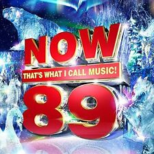 Now That's Thats What I Call Music 89 CD 1st Class Post
